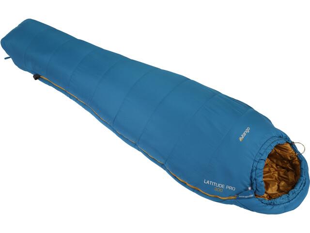 Vango Latitude Pro 300 Sac de couchage, thunder blue